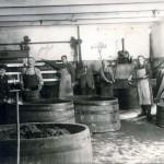 cellar work