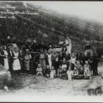 Harvest crew, 1921